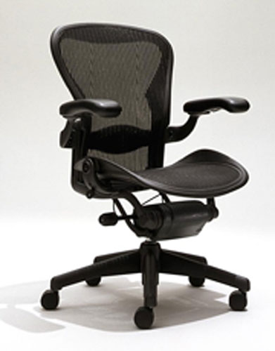 Preowned Herman Miller Aeron Ultimate Office Chair
