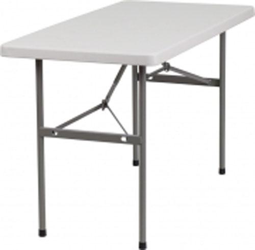 Flash Furniture's Commercial Grade Folding Table LA