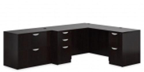 Global OTG Lateral File Cabinet Desk Orange County, CA