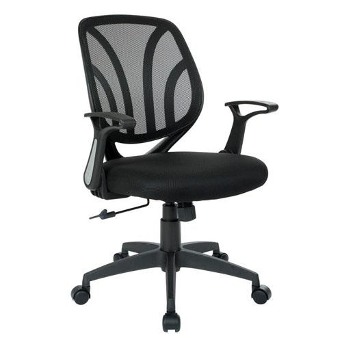 New OSP Mesh Back Black Office Chair Riverside, CA