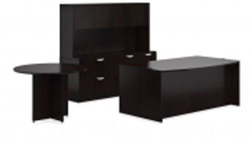 Mixed Storage Unit Round Table Front Desk Fullerton