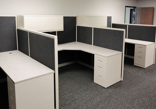 Brand New & Refurbished Office Cubicles & Workstations
