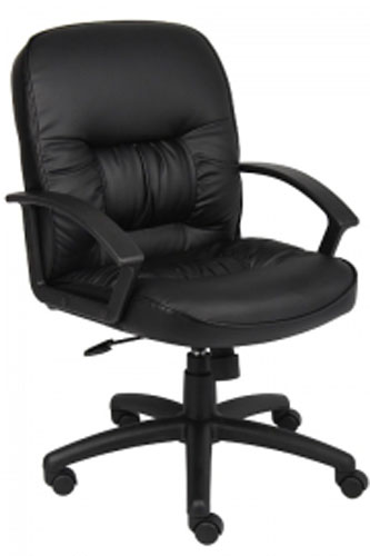 Boss Mid Back Office Conference Room Executive Chair