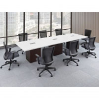 Pacific Coast Laminated Rectangular Conference Table