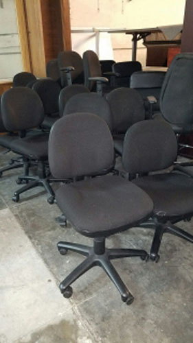 Used Commercial Quality Task Chairs Orange County