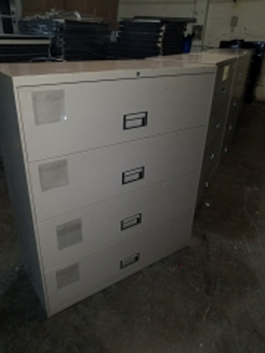 Used, High Quality Lateral File Cabinets Los Angeles