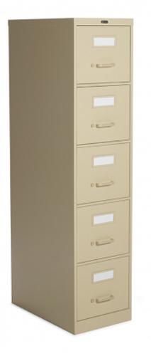 2500 Series Metal Finished Vertical File Cabinet Fullerton
