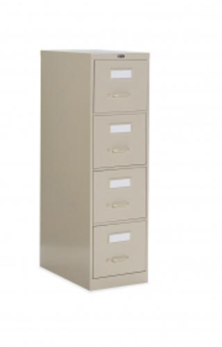 Custom Designer 4 Drawer Vertical File Cabinet Stanton