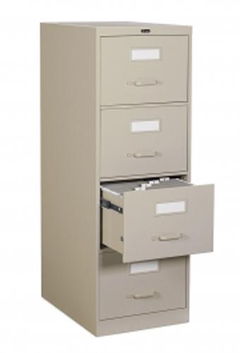 Global 4 Drawer Vertical File Cabinet La Habra, CA