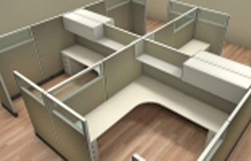 New & Refurbished Office Cubicles & Workstations